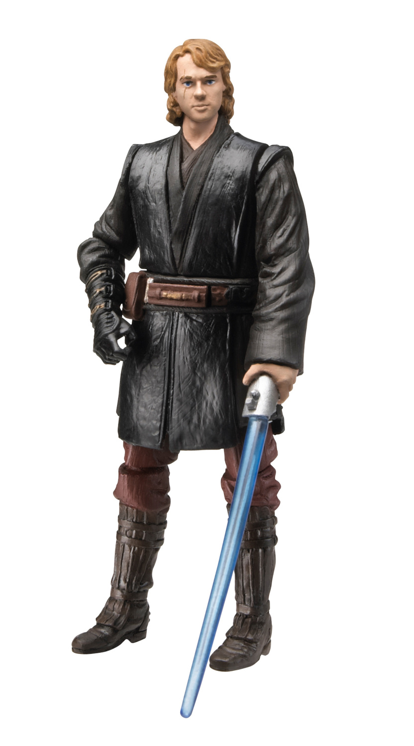 Anakin Skywalker -Light-Up Lightsaber - Movie Heroes ...
