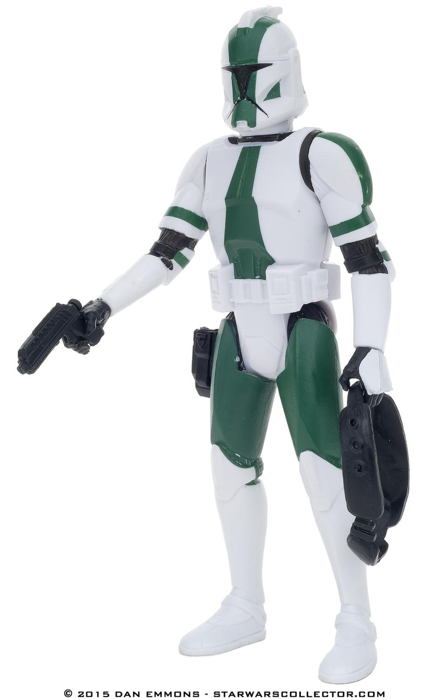 Clone Commander Gree - Star Wars Rebels action figure