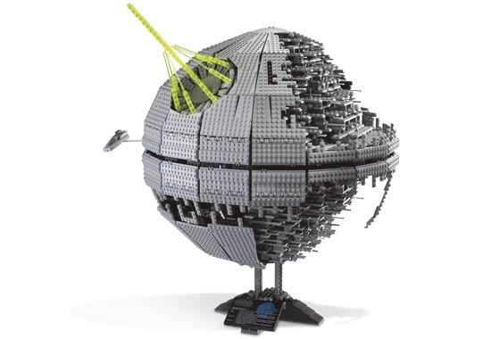 Lego Star Wars 10188 Death Star Etoile Noire Sans Figurine