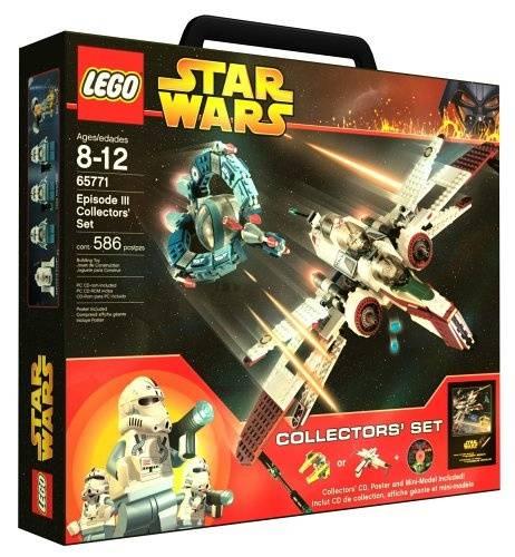 Episode III Collectors\' Set - LEGO Star Wars 65771