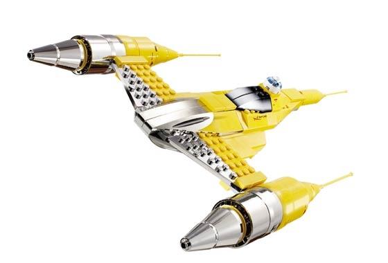 Special Edition Naboo Starfighter - LEGO Star Wars set 10026