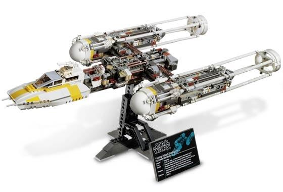 Y-wing Attack Starfighter - LEGO Star Wars set 10134