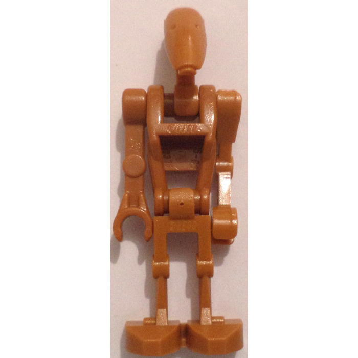Battle Droid without Back Plate  LEGO Star Wars Minifigs set