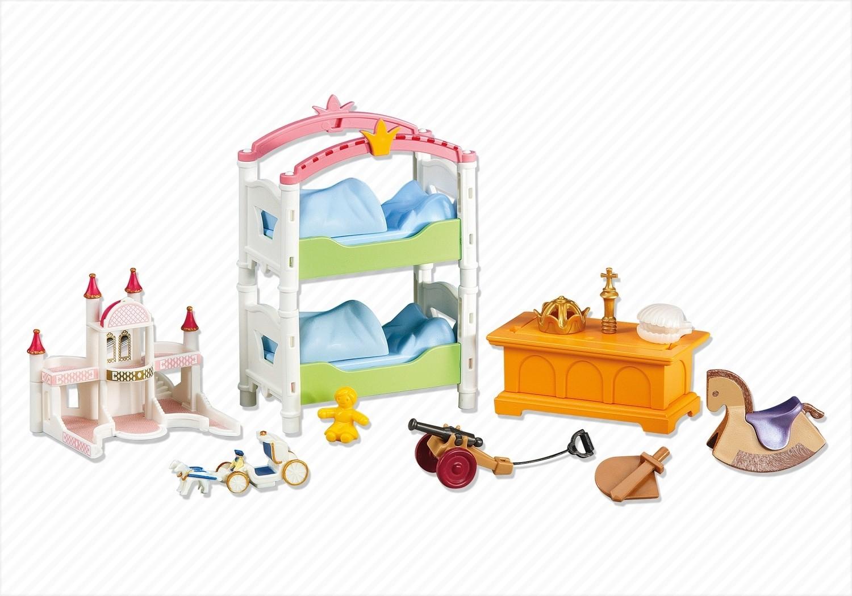chambre royale des enfants sets divers 6303 - Playmobil Chambres Princesses