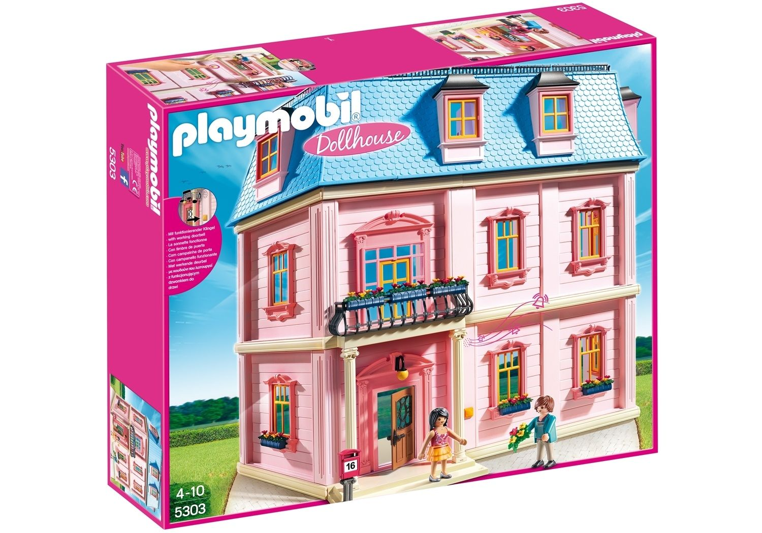 Maison traditionnelle 5301 Playmobil ref 32