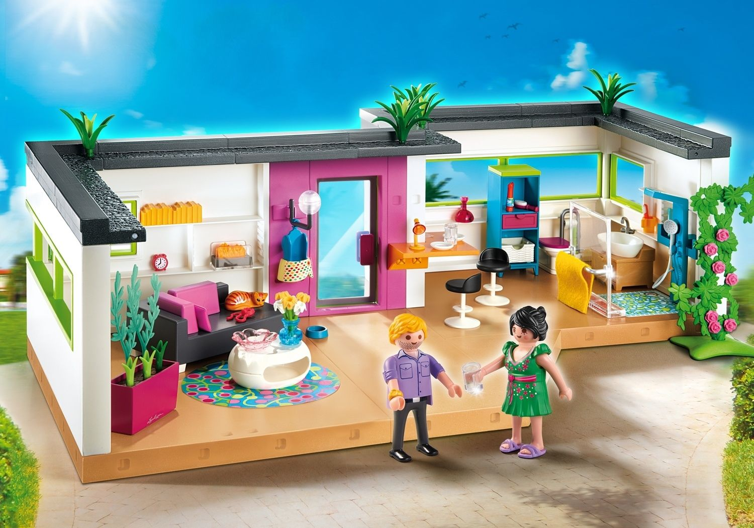 Guest Suite Playmobil Houses And Furniture 5586