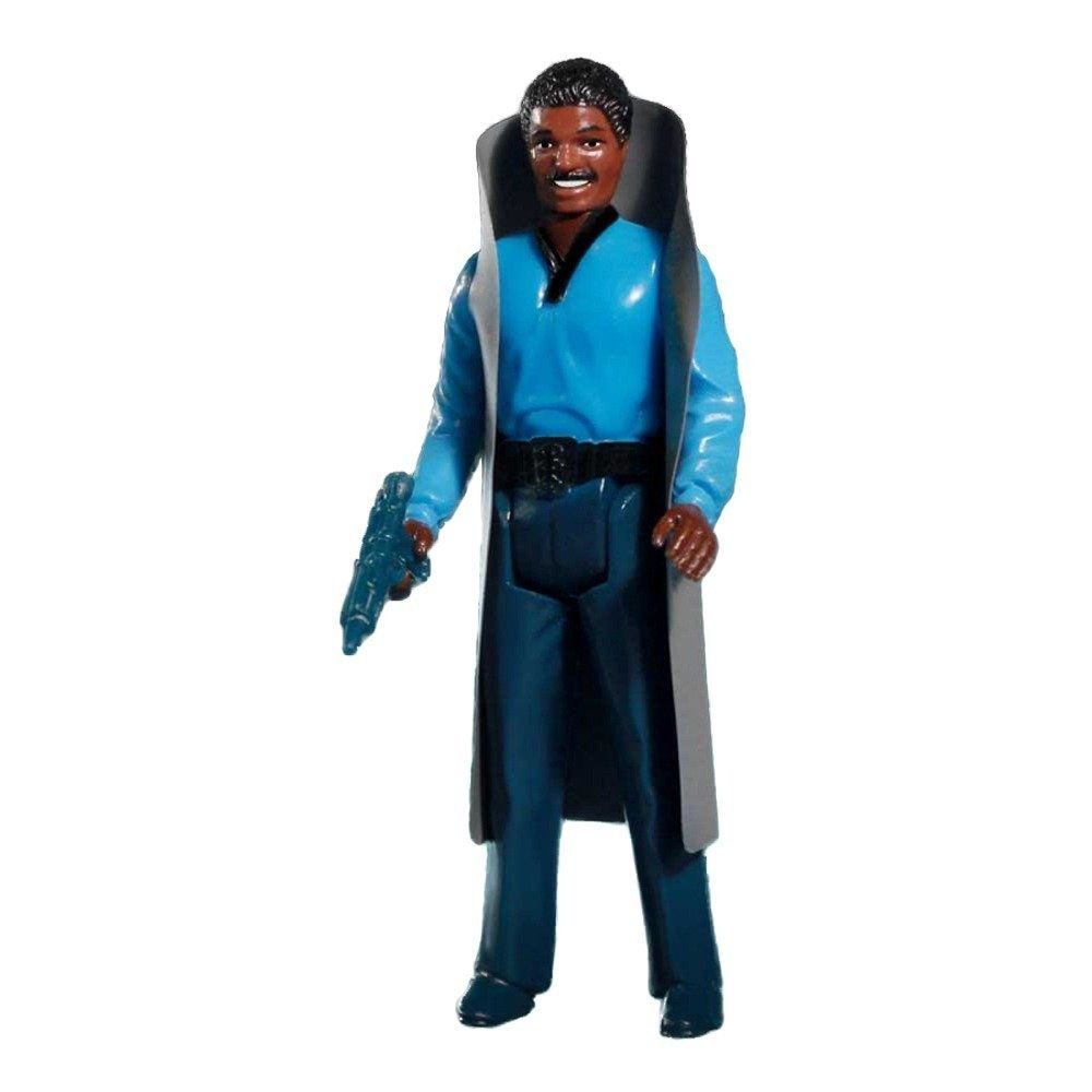 Save my collection.  sc 1 st  Coleka & Lando Calrissian - Jumbo Retro figures action figure