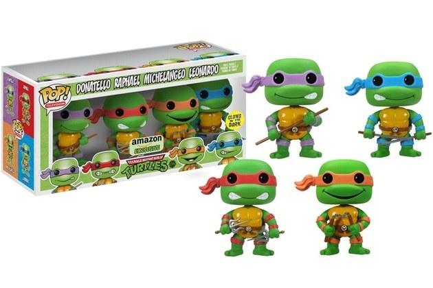 Teenage Mutant Ninja Turtles Leonardo Playmobil Action Figura