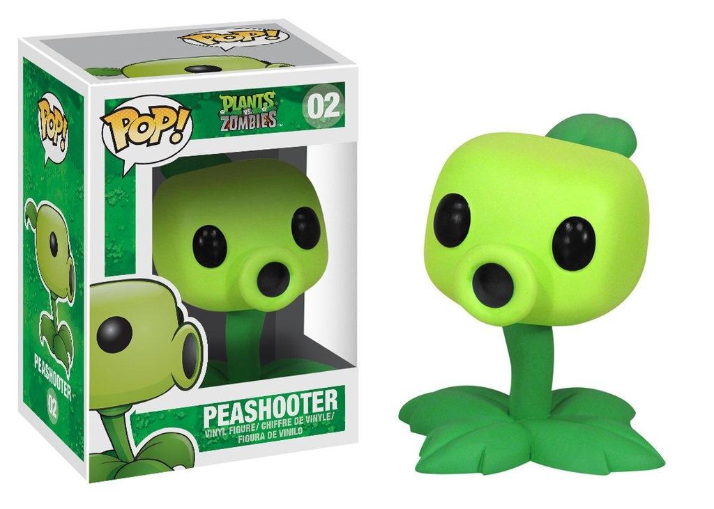 Plants vs zombies peashooter pop games action figure 002 voltagebd Gallery
