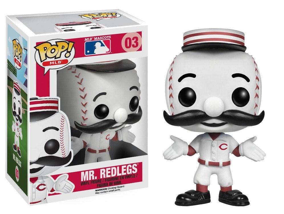 96463922403 MLB - Mr. Redlegs - POP! MLB (baseball) action figure 003