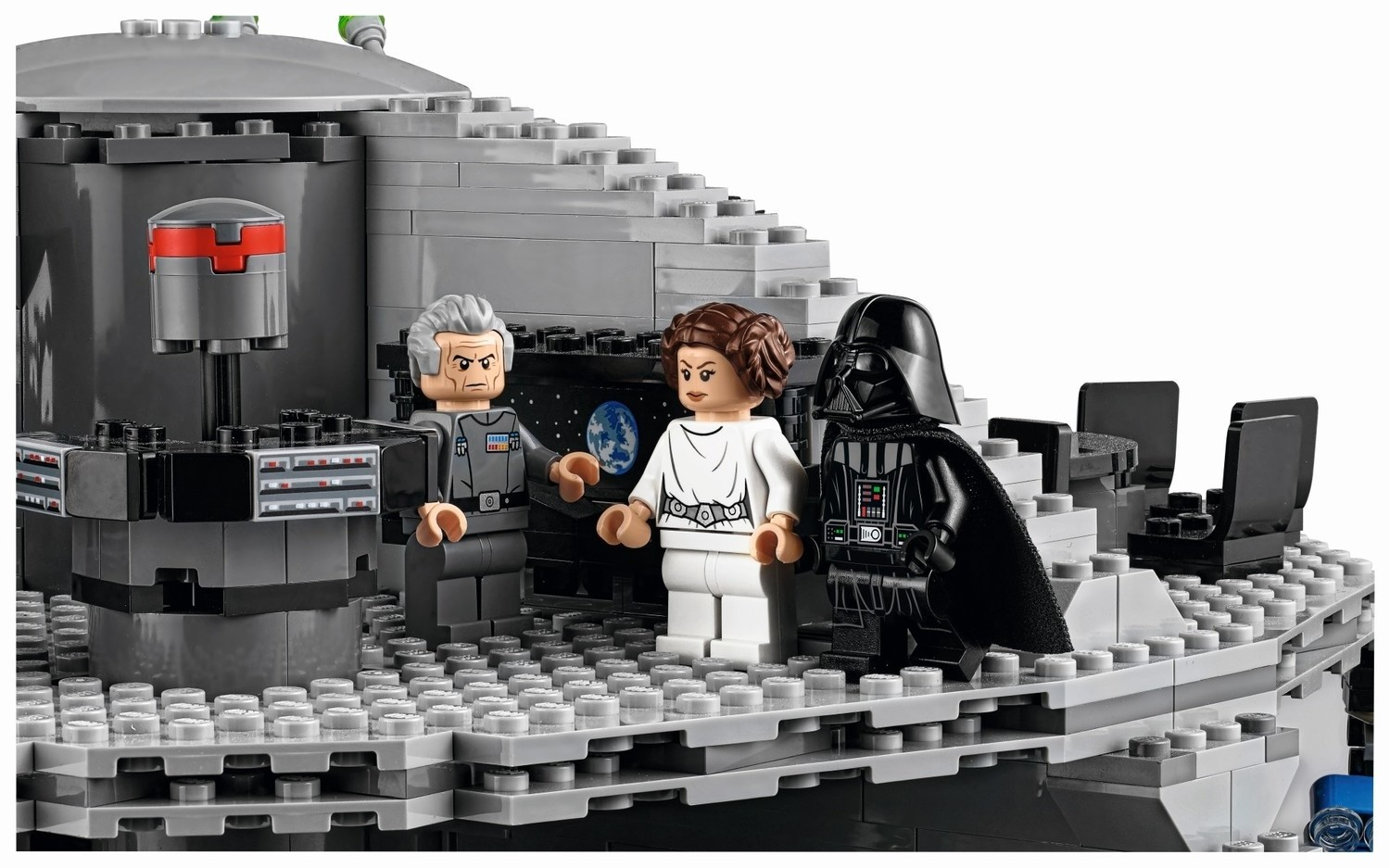 The Death Star Ultimate Collectors Series Lego Star