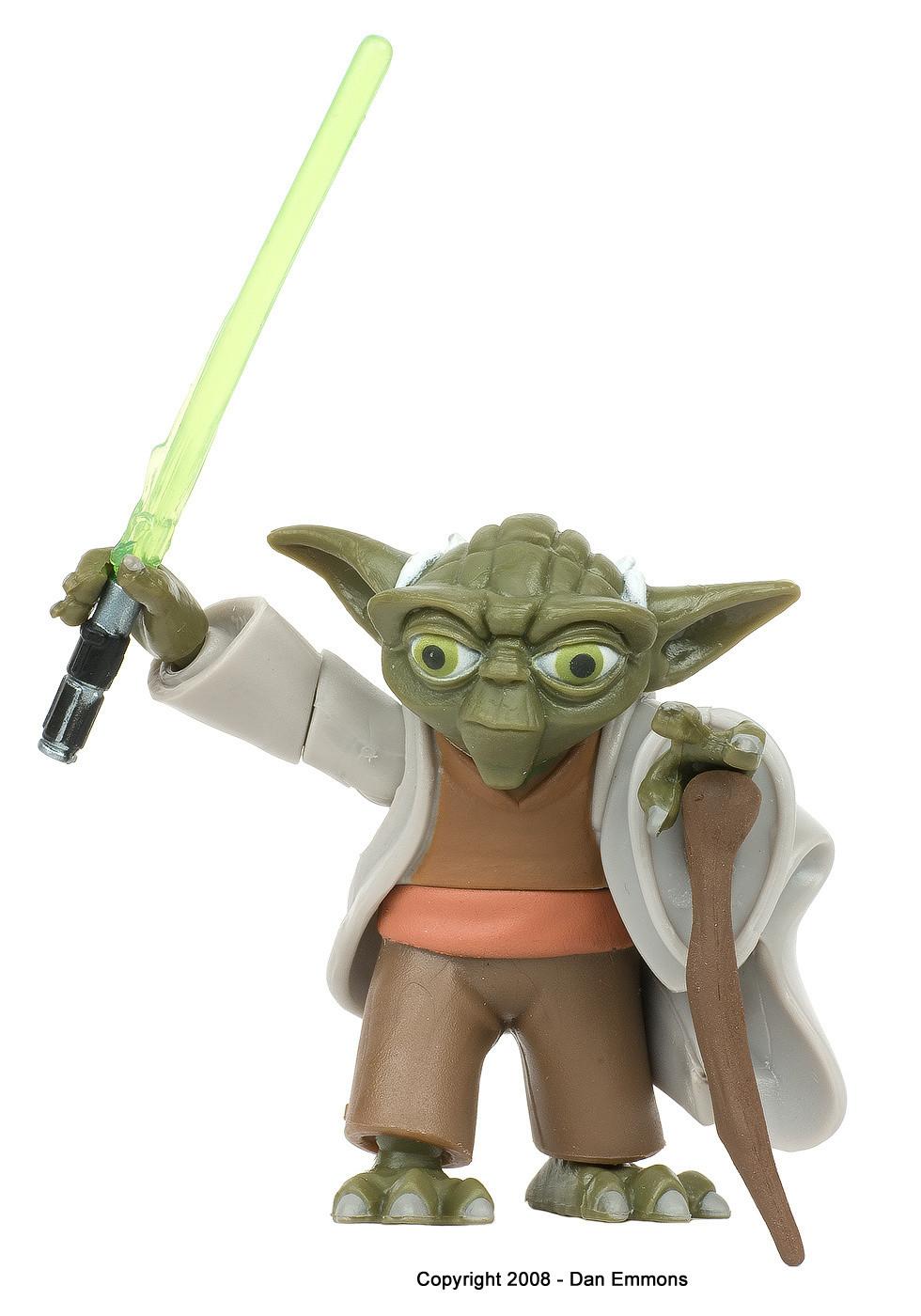 Star Wars Mighty Muggs Child Yoda Hasbro 78042