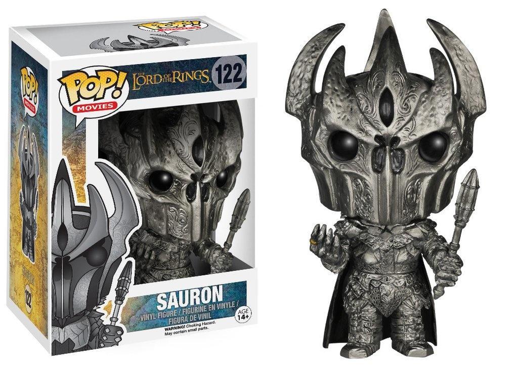 Hobbit 3 Sauron 122 Pop Figurine PopMovies 4jAR5L3