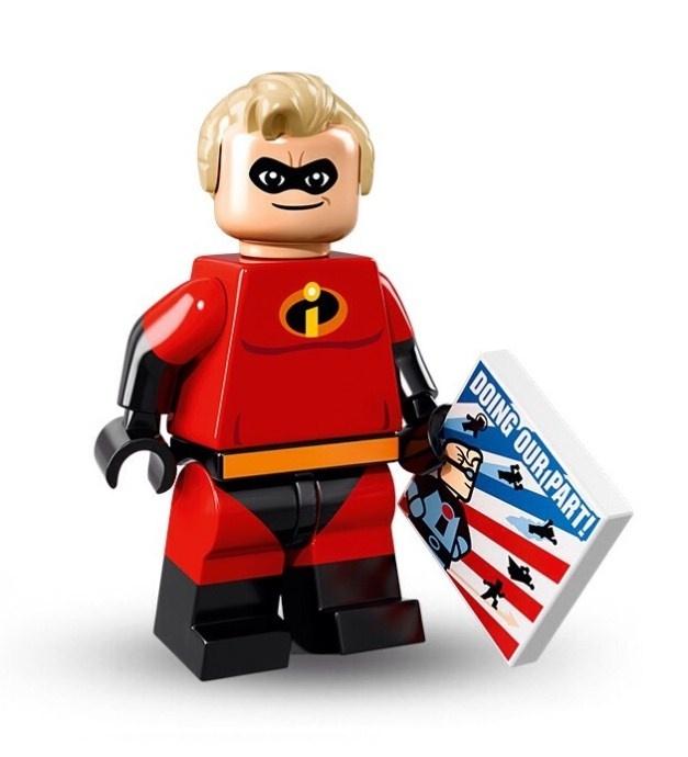 MinifiguresDisney 71012 Lego Mr Mr Indestructible nOPkX08w
