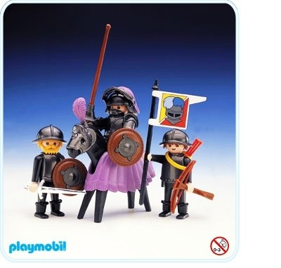 knight and squires playmobil sets 3329 - Playmobile Chevalier