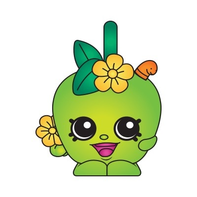Shopkins apple blossom. Season action figure