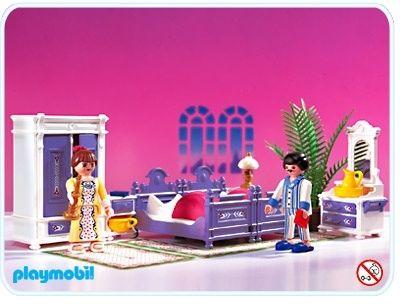 Bedroom Set - Playmobil sets 5325