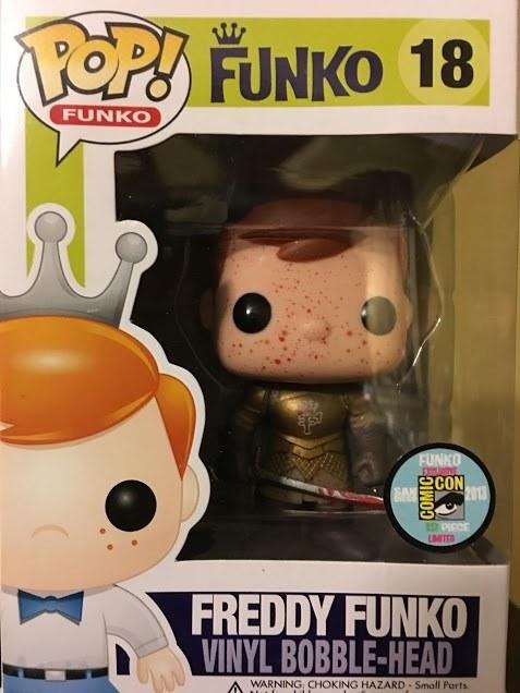 Freddy Funko Jaime Lannister Bloody - POP! Funko action figure 18