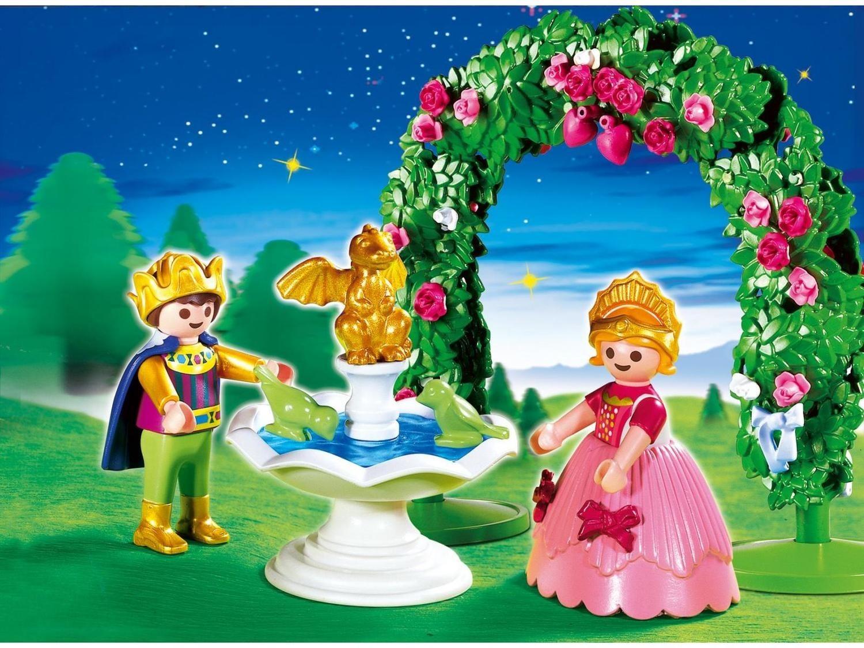 Prince and Princess - Playmobil Princess 4257