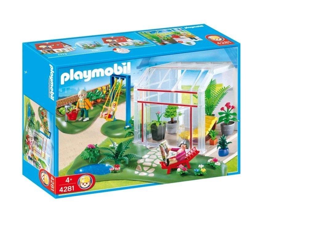 Playmobil Backyard 4280