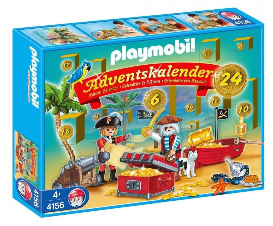 Calendrier L Avent Playmobil.Calendrier De L Avent Pirates Calendrier De L Avent