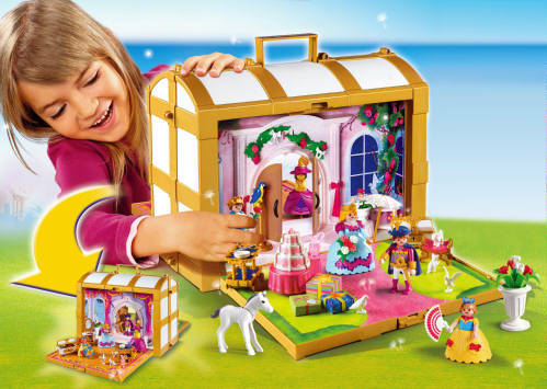 valise playmobil princesse fabulous playmobil country club duquitation with valise playmobil. Black Bedroom Furniture Sets. Home Design Ideas