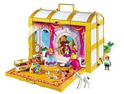 My Take Along Princess Fantasy Chest - Playmobil Princess 4249