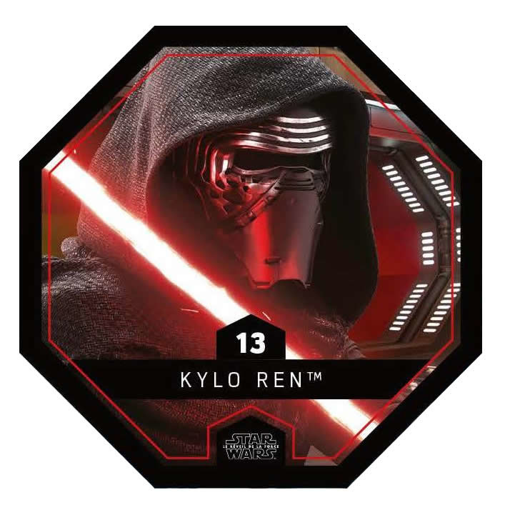 13 Cosmic Shell One Carte Ren 2016Rogue Kylo Leclerc lKJ3FT1c