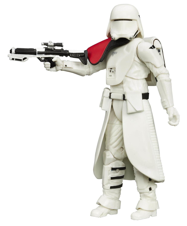 First Order Stormtrooper 6-Inch Action Figure Star Wars VII Black Series