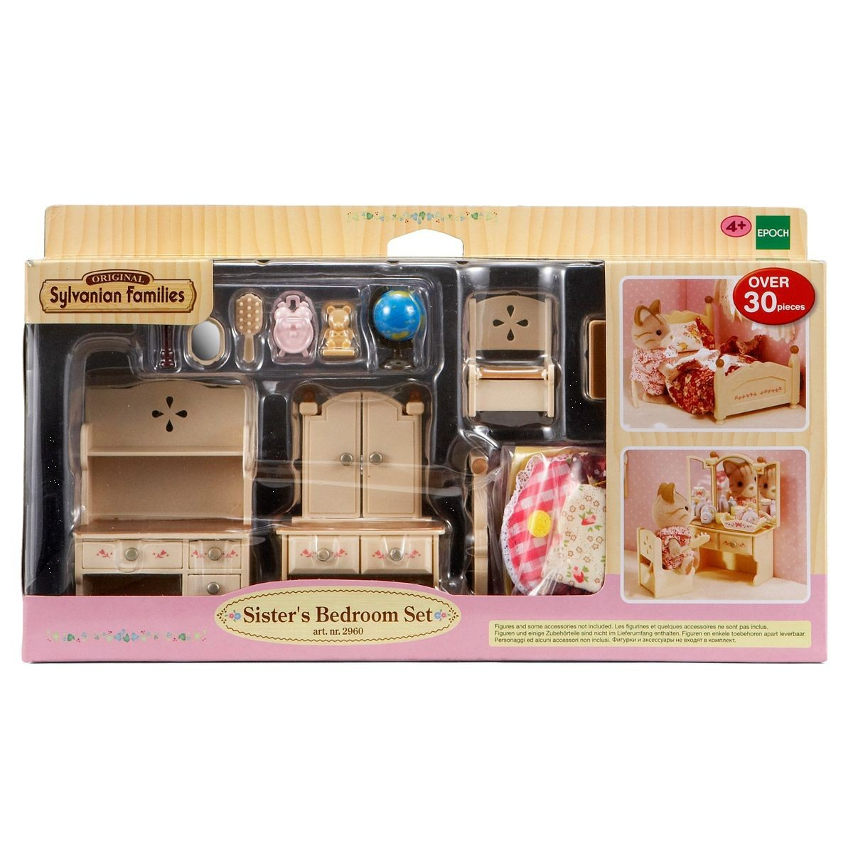 Sister Room Set   Sylvanian Families (Europe)