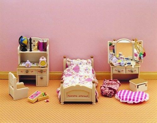 Sister room set Sylvanian Families Europe
