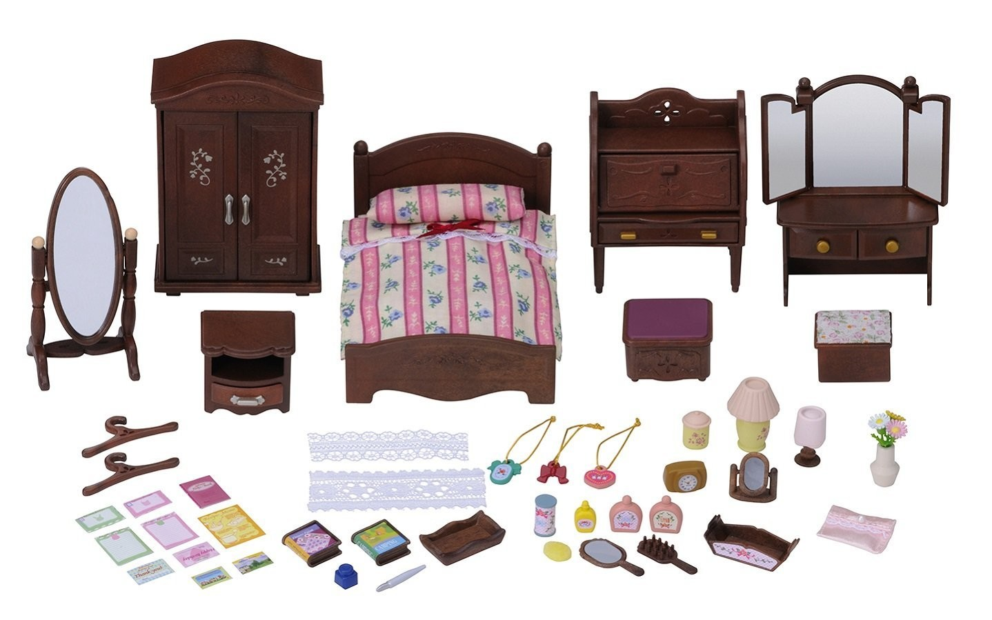 Sylvanian Master Bedroom Set