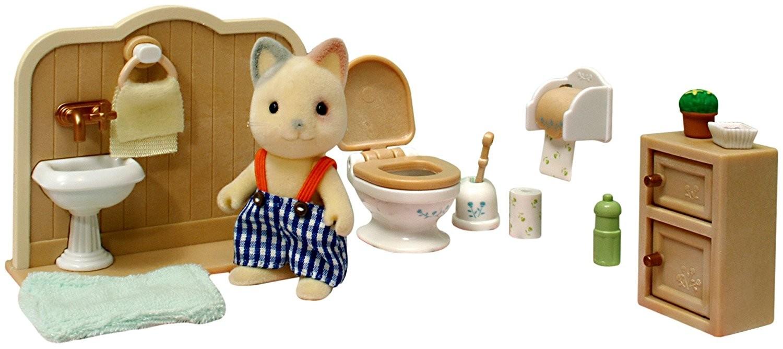 Maison de toilette pour chat en bois - Maison pour chat en bois ...