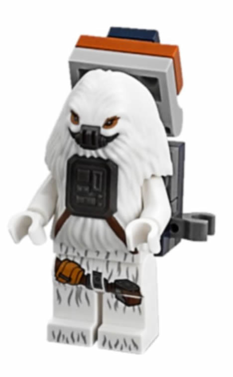 SW0824 NEW LEGO MOROFF FROM SET 75172 STAR WARS ROGUE ONE
