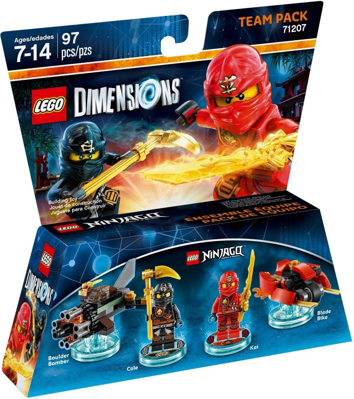 Lego Ninjago Team Dimensions Pack Set 71207 ukwPXiZOTl