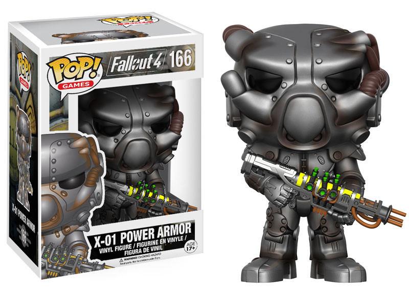 Fallout Funko POP jeux Piper 4-Vinyl Figure