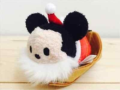 mickey calendrier de l'avent japon - peluche mini tsum tsum