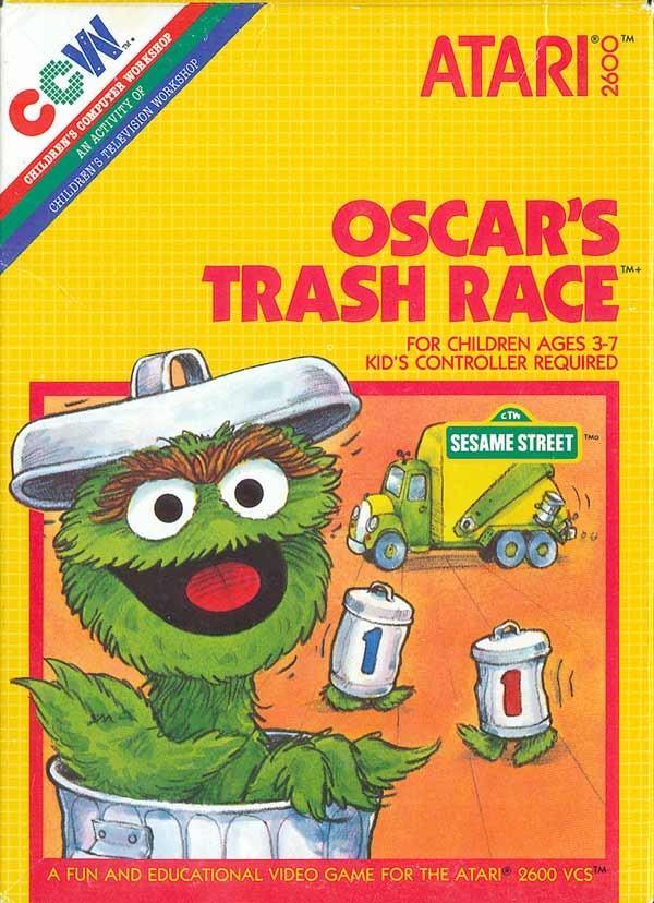 Oscar S Trash Collection