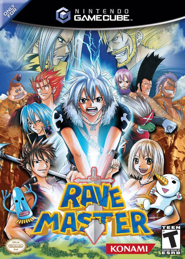 Rave Master Nintendo Gamecube