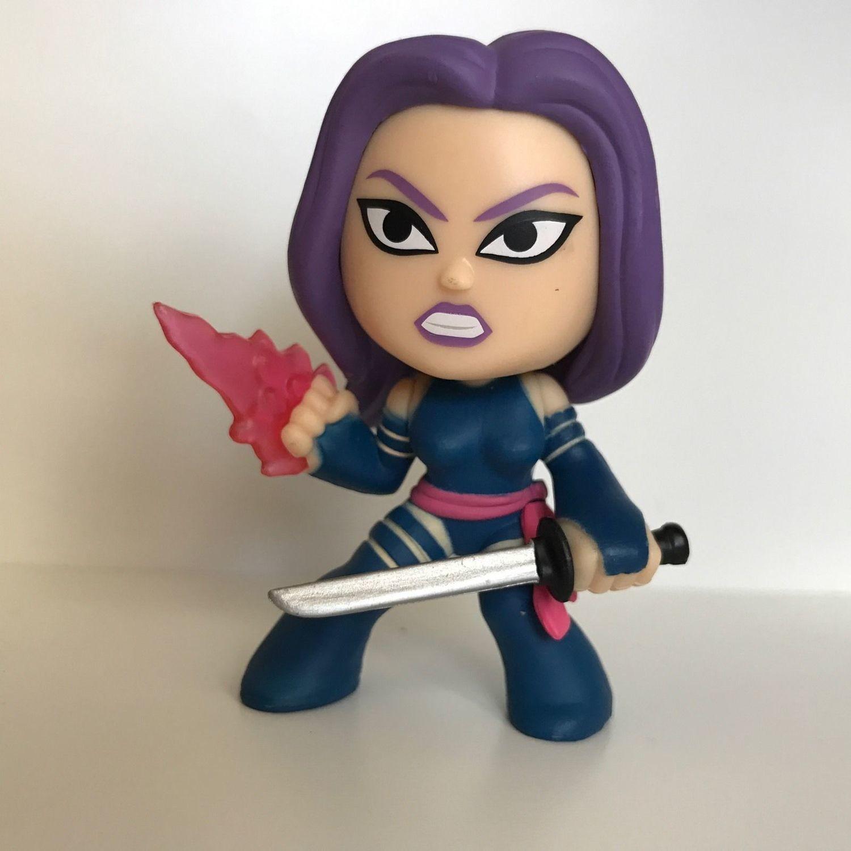 Marvel X-Men Psylocke Dorbz Vinyl Figure