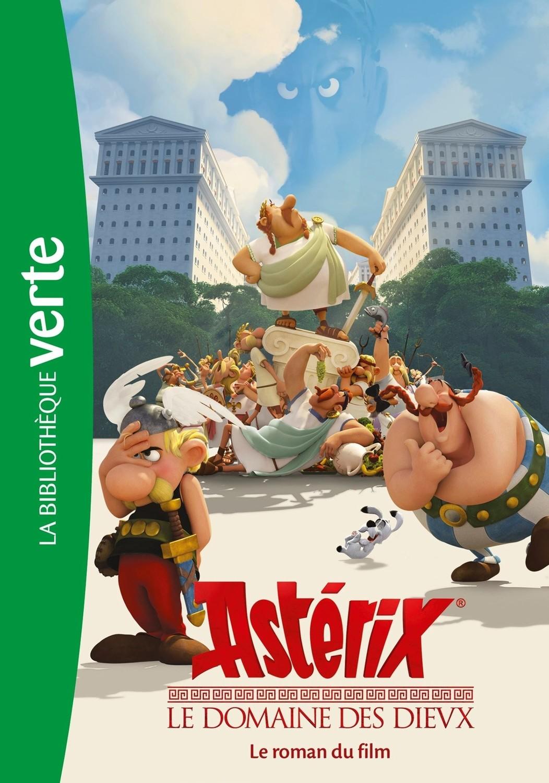 Asterix Le Domaine Des Dieux Livre Asterix