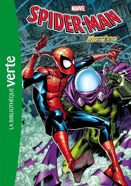 Mysterio Spider Man