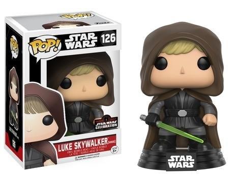 figurine pop luke skywalker