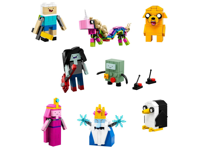 Lego 21308 Adventure Time Ideas Set bfgY67vy
