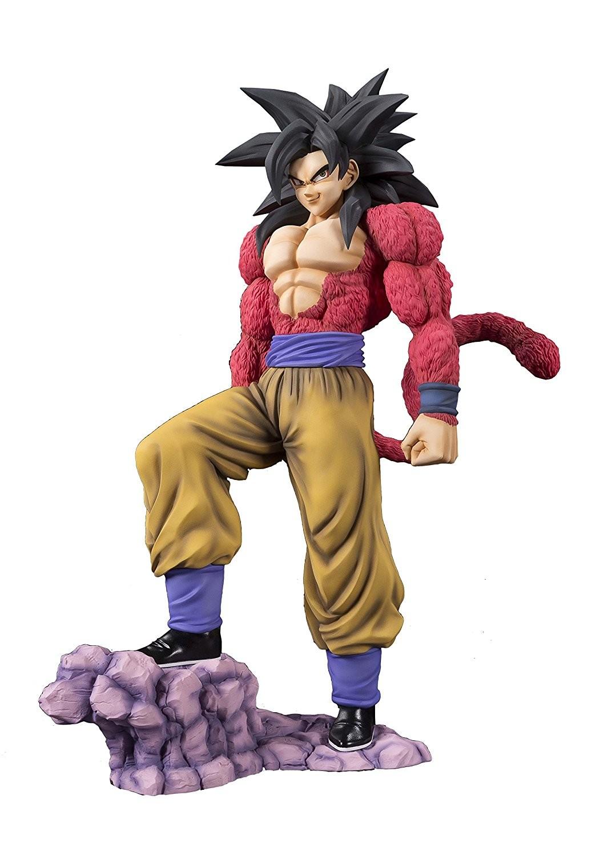 Dragon Ball GT Gigantic Series Super Saiyan 4 Son Goku Figur