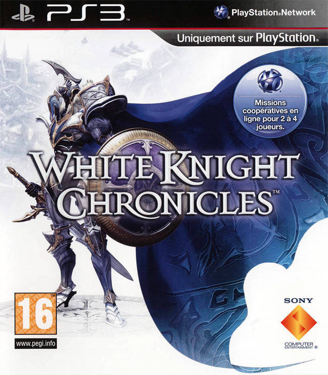 White Knight Chronicles - PlayStation 3: PS3 game
