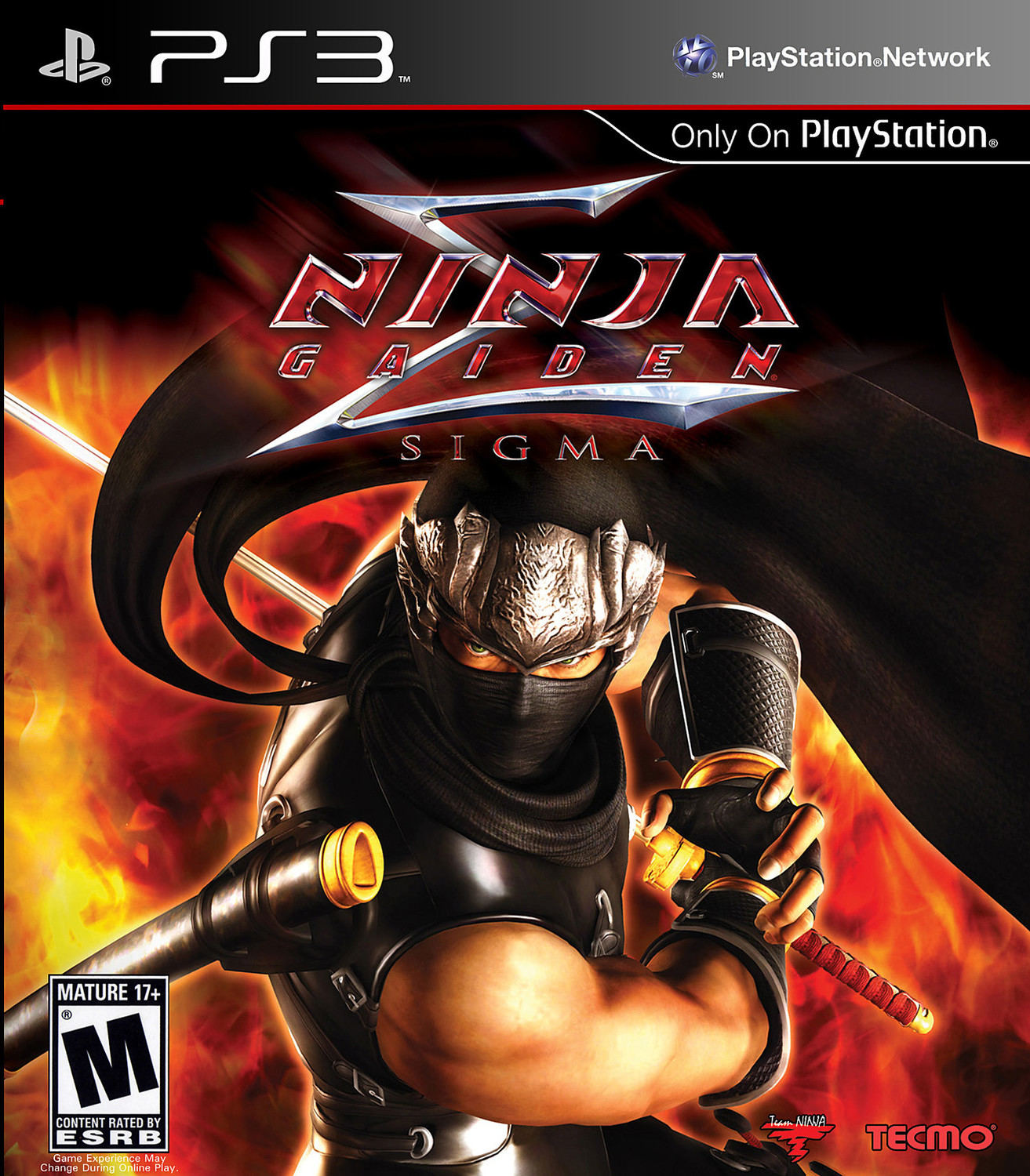Ninja Gaiden Sigma Playstation 3 Ps3 Game