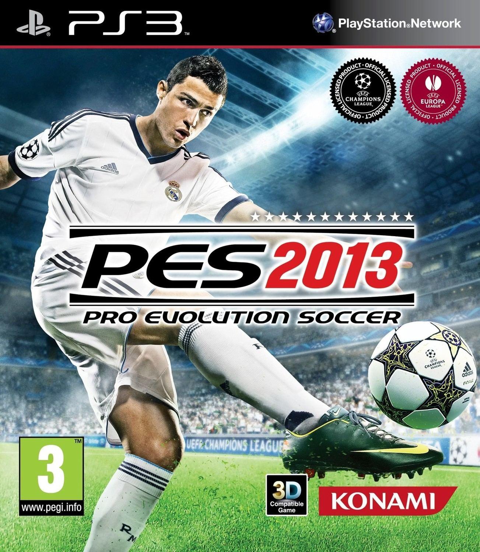 Pro Evolution Soccer 2013 - PlayStation 3: PS3 game