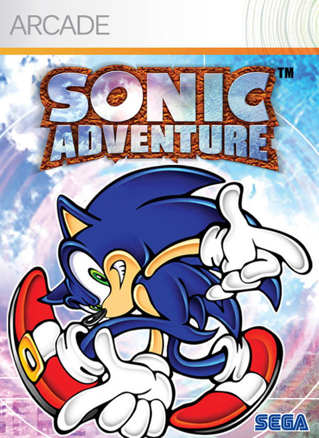 Sonic Adventure - Xbox 360 game
