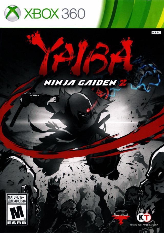 Yaiba: Ninja Gaiden Z - Xbox 360 game